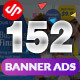 Banner Ads Ultimate Bundle - GraphicRiver Item for Sale