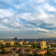 Day to night time lapse of Sofia, capital of Bulgaria during summer. - VideoHive Item for Sale