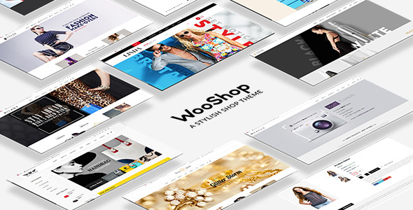 Woocommerce Shop - Responsive Woocommerce Theme