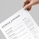 Resume/Coverletter - GraphicRiver Item for Sale