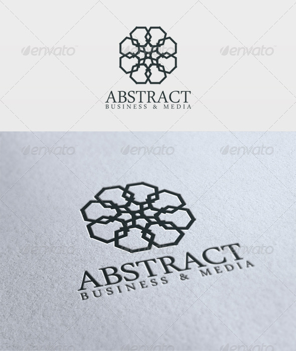 Abstract Business Logo - Vector Abstract