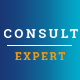 Consult Expert - Business Consulting , Finance & Professional Services HTML Template Nulled