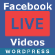 Facebook Live Video Auto Embed for WordPress