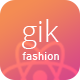 gikFashion - React Native Full eCommerce UI Theme - CodeCanyon Item for Sale
