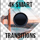 4K Smart Transitions - VideoHive Item for Sale