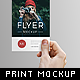 Print Mockup: Flyer, Magazine, Poster, Card - GraphicRiver Item for Sale