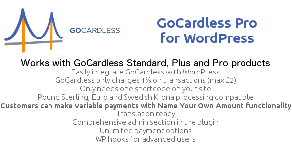 GoCardless Pro - CodeCanyon Item for Sale