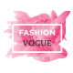 Fashion Vogue - Modelling Agency and Portfolio PSD Template Nulled