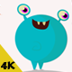 Cartoon Monsters - VideoHive Item for Sale