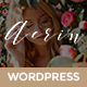Aerin - Personal & Magazine WordPress Responsive Clean Blog Theme - ThemeForest Item for Sale