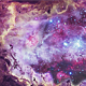 Bright Cosmic Nebula in an Endless Space - VideoHive Item for Sale