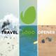Travel Logo Opener - VideoHive Item for Sale