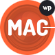 MAC - Photography Fullscreen WordPress Theme Nulled