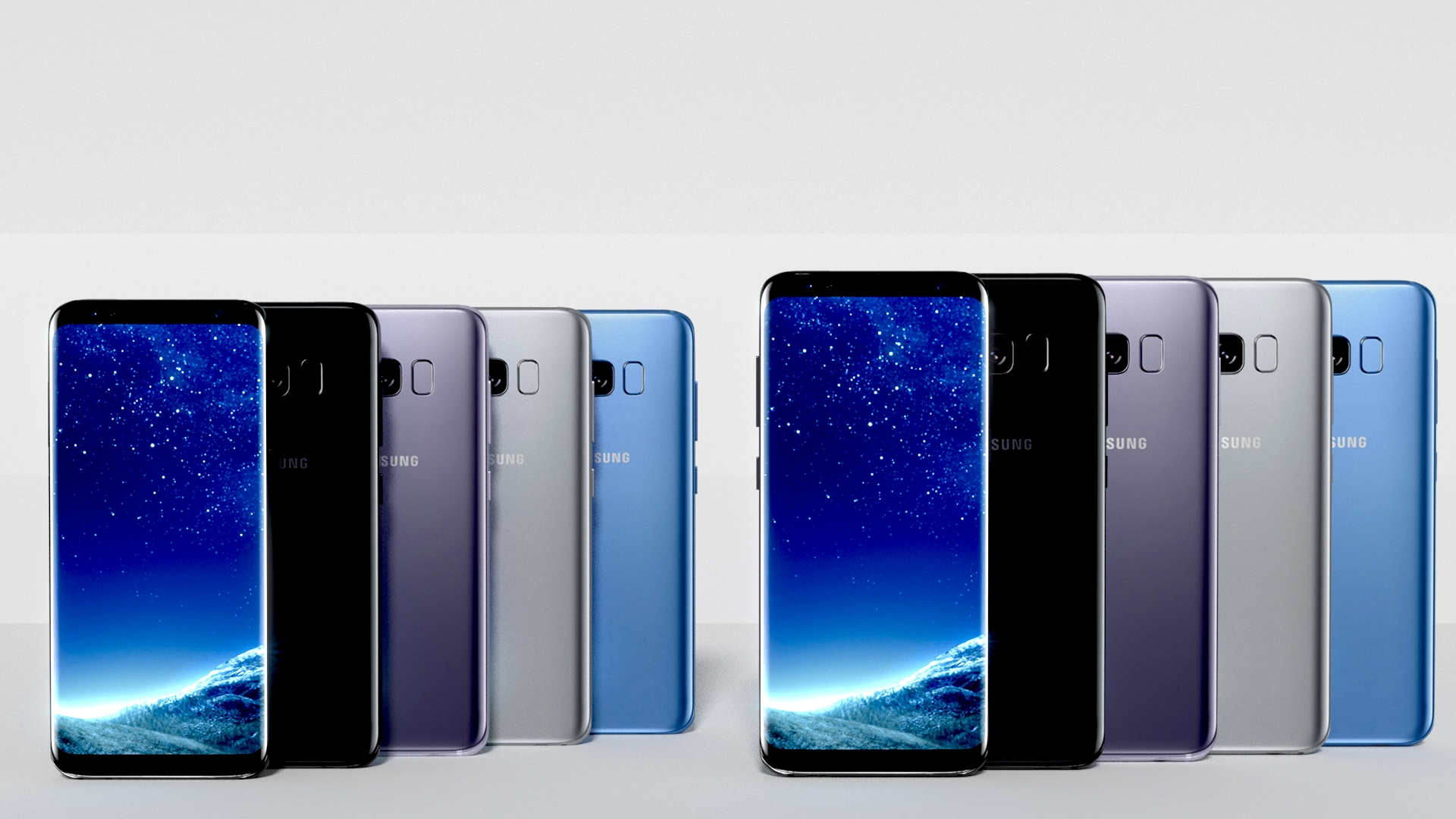 Samsung Galaxy S8 I S8 Collection By 3duniversal 3docean