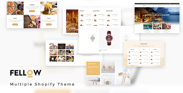 Ap Fellow Shopify Theme