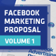 Facebook Marketing and Advertising Proposal - GraphicRiver Item for Sale