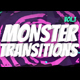 125+ Monster Transitions - VideoHive Item for Sale
