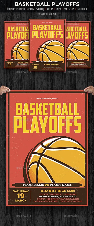 Basketball Playoffs - Sports Events