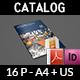 Auto Parts Catalog Brochure Template Vol.2 - GraphicRiver Item for Sale