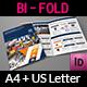 Auto Parts Catalog Bi-Fold Brochure Template Vol.2 - GraphicRiver Item for Sale