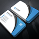 Curve Corporate Business Card - GraphicRiver Item for Sale