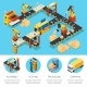 Isometric Industrial Factory Composition - GraphicRiver Item for Sale