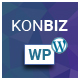 Onepage Business Theme - KonBiz - ThemeForest Item for Sale