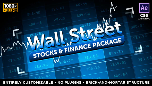 Wall Street - Stock Market and Finance Package by ...