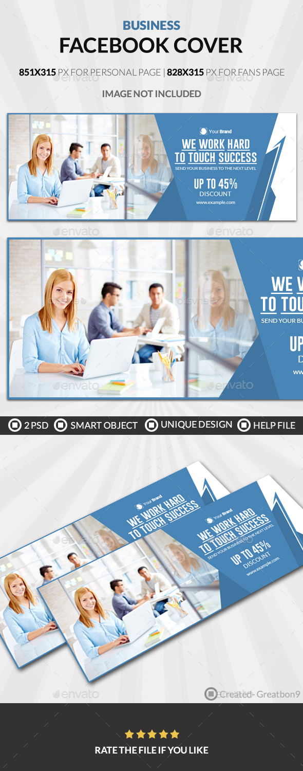 Multipurpose Business Facebook Cover - Facebook Timeline Covers Social Media