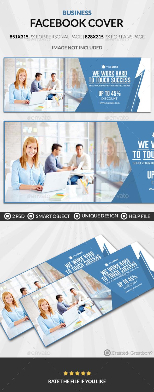 Multipurpose Business Facebook Cover - Facebook Timeline Covers Social Media