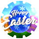 Happy Easter Loop 2 - VideoHive Item for Sale