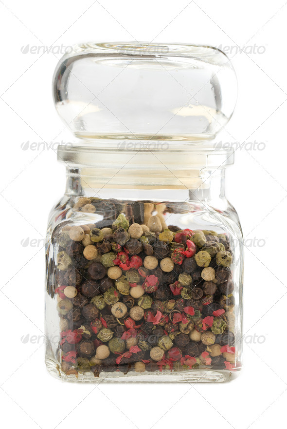 color pepper spice - Stock Photo - Images