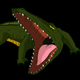 Crocodile Alligator Open his Mouth - VideoHive Item for Sale