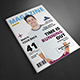 A4 Magazine Template Vol.25 - GraphicRiver Item for Sale