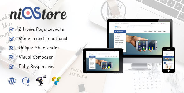 Estore – WooCommerce WordPress Theme