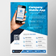 Apps Flyer - GraphicRiver Item for Sale