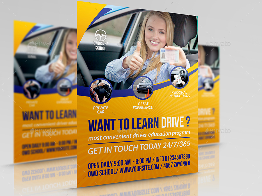 how to start a driving school business