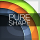 Pure Shape Infographic. Set 8 - GraphicRiver Item for Sale