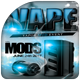 Vape Mods Template - GraphicRiver Item for Sale