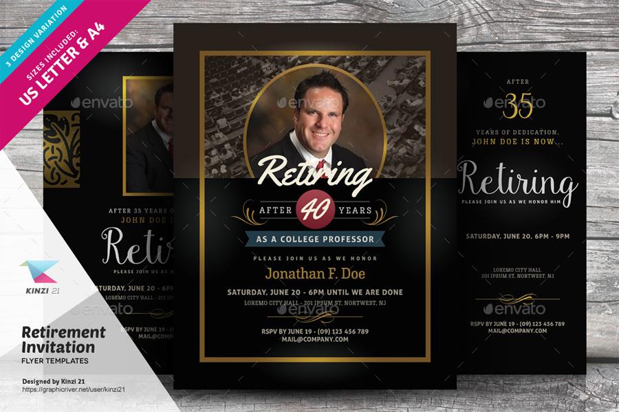 screenshots01_graphic river retirement invitation flyer templates kinzi21jpg