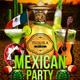 Cinco de Mayo and Mexican Party Flyer