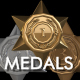 Medals - Gold Silver Bronze - VideoHive Item for Sale