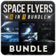 Space - Flyers / Posters [Bundle] (9 in 1) - GraphicRiver Item for Sale