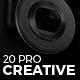 Pro Creative 20 Lightroom Presets - GraphicRiver Item for Sale