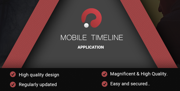 Mobile Native Timeline Applications - For WoWonder Social PHP Script - CodeCanyon Item for Sale
