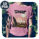 T-Shirt Mock-Up Street Edition - GraphicRiver Item for Sale