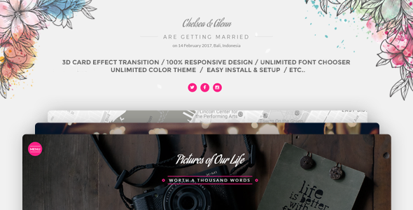 Top 45+ Best Wedding WordPress Themes [sigma_current_year] 44