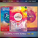 Colorful Flyers Bundle Vol. 42 - GraphicRiver Item for Sale