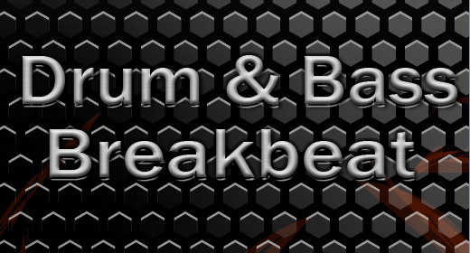 Drum & Bass Breakbeat