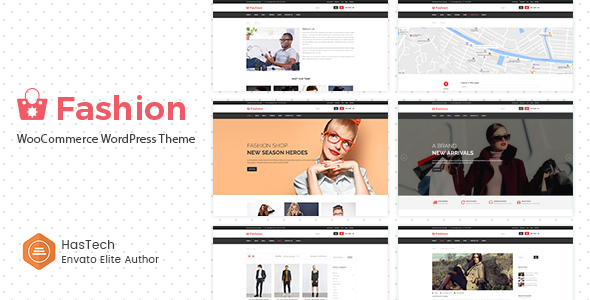 Fashion – WooCommerce WordPress Theme